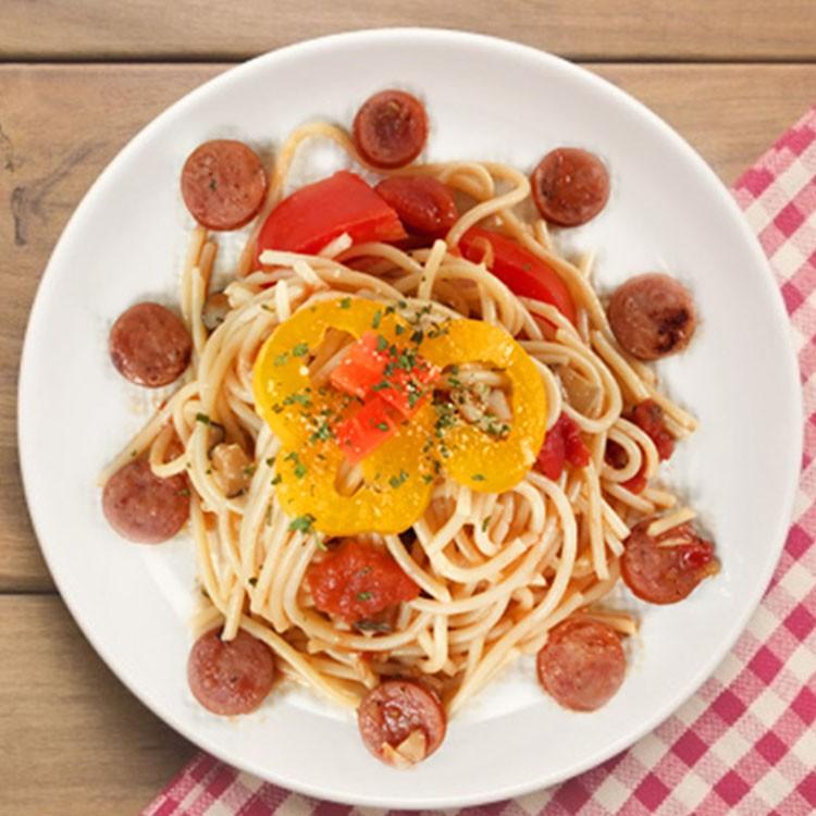 米家廚房超高CP值手作蕃茄義大利麵醬香腸