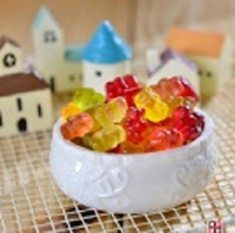 健康本味QQ软糖美好的童年回忆缤纷口味缤纷好心情3种口味可以选择