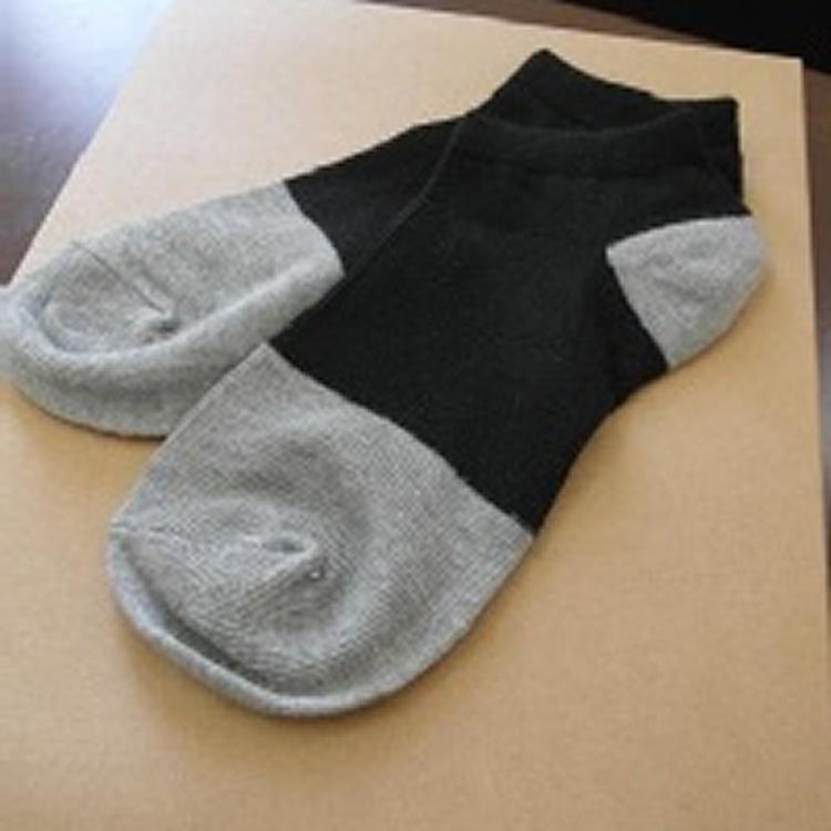 竹炭短襪薄款