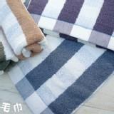 38兩 海軍風 厚款無撚紗毛巾