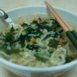 海鮮風味-鍋燒意麵