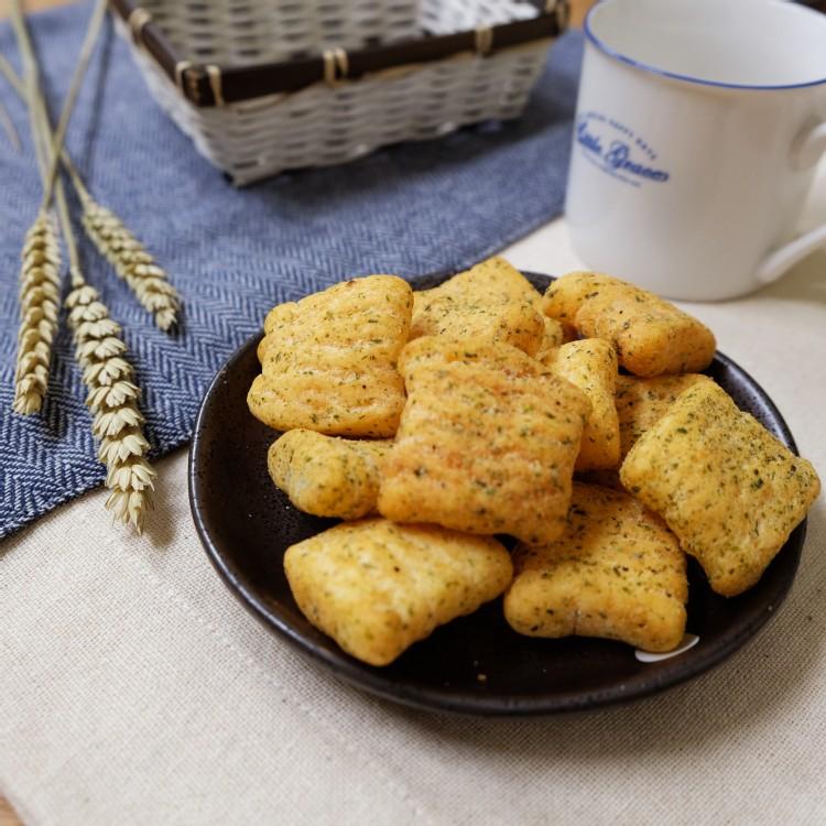 海苔雞塊鬆餅